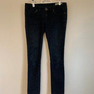 DC Women's Jeans/Leggings Stretch Skinny Dark Wash